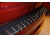 Накладка для Ford Explorer на задний бампер профилированная с загибом