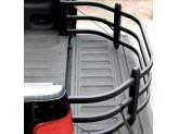 Ограничитель BEDXTENDER HD™ SPORT для перемещения не габаритных грузов для Long с 2014 г.(цвет черный.алюминий,можно заказать в серебристом цвете), изображение 4