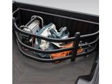 Ограничитель BEDXTENDER HD™ SPORT для перемещения не габаритных грузов для Long с 2014 г.(цвет черный.алюминий,можно заказать в серебристом цвете), изображение 7
