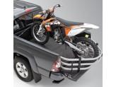 Ограничитель BEDXTENDER HD™ SPORT для перемещения не габаритных грузов для Long с 2014 г.(цвет черный.алюминий,можно заказать в серебристом цвете), изображение 6