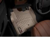 Коврики WEATHERTECH для Land RoverDiscovery IV передние, цвет бежевый