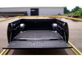 Вкладыш в кузов пластиковая для двойной кабины под борта (для Lomg-длинная база с 2014 г.)