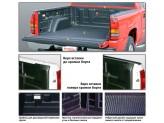Вкладыш в кузов для Toyota TUNDRA пластиковая, под борта (для 6,5ft~198,12 см), изображение 4