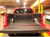 Вкладыш в кузов для Ford F150 пластиковая,под борта