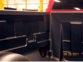 Вкладыш в кузов для Ford F150 пластиковая,под борта (для 6.5ft), изображение 4
