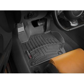Коврики WEATHERTECH для Audi TT, передние, цвет черный