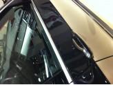 Хромированные молдинги стекол BMW X5
