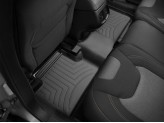 Коврики WEATHERTECH для Jeep Cherokee задние, цвет черный