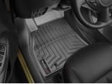 Коврики WEATHERTECH для Nissan JUKE передние, цвет черный
