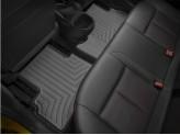 Коврики WEATHERTECH для Nissan JUKE задние, цвет черный