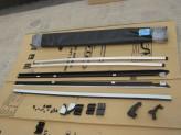 Крышка пикапа для Ford Ranger T6 из винила и решетчатого каркаса из алюминия (для комплектации Wildtrack), изображение 5