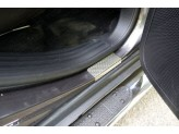 Хромированные накладки для Jeep Cherokee на пороги,нерж. сталь