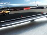 Хромированные накладки Chevrolet Tahoe *** из 4 частей, полир. нерж. сталь