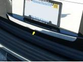 Хромированная накладка для Cadillac Escalade на крышку багажника