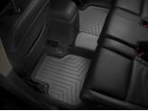 Коврики WEATHERTECH для Fiat FREEMONT задние, цвет черный***