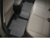 Коврики WEATHERTECH для Subaru Forester задние, цвет черный