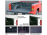 Вкладыш в кузов для Toyota TUNDRA пластиковая, под борта(для 8ft), изображение 4