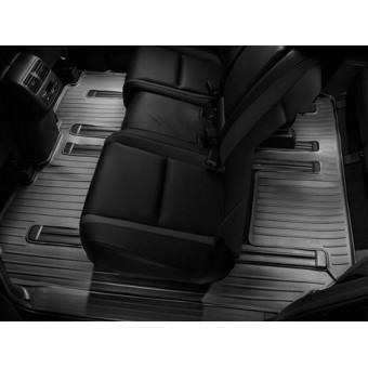 Коврики WEATHERTECH для Mazda CX 9 задние, цвет черный