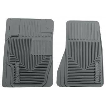 """Коврики Husky liners для Honda CR-V """"Heavy Duty"""" в салон резиновые, передние, цвет серый"""