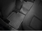 Коврики WEATHERTECH для Nissan X-Trail T32 задние, цвет черный