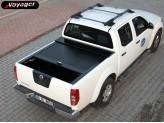 """Крышка для Nissan Navara D 40 """"ROLL-ON"""" цвет черный (электростатическая покраска), изображение 2"""