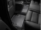 Коврики WEATHERTECH для Volvo XC 70 задние, цвет черный