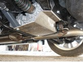Защита дифференциала для Nissan Pathfinder 4 мм