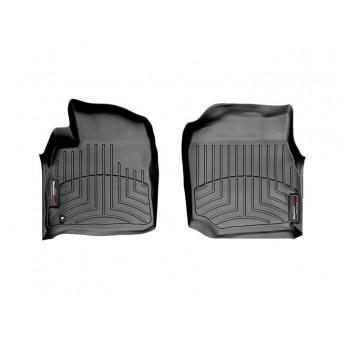 Коврики WEATHERTECH для Toyota Landcruiser J100 VX передние, цвет черный