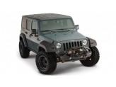 """Расширители колесных арок Pocket Style (Jeep Wrangler 07-14 г.в.,передняя пара 9,5""""), изображение 9"""