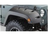 """Расширители колесных арок Pocket Style (Jeep Wrangler 07-14 г.в.,передняя пара 9,5""""), изображение 5"""