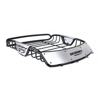 """Багажник """"Safari Rack"""" (поставляется в серебристом и черном цветах, устанавливается на поперечные рейлинги)"""