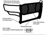 """Передняя защита с защитой фар """"Wrangler"""",цвет черный"""