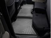 Коврики WEATHERTECH для Dodge Ram задние в салон, цвет черный, для Crew Cab,Dodge Ram 1500