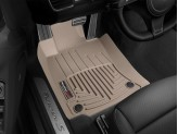 Коврики WEATHERTECH для Porsche Panamera передние, цвет бежевый