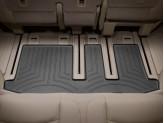 Коврики WEATHERTECH для Nissan Pathfinder 3-ий ряд, цвет черный