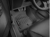 Коврики WEATHERTECH для Jeep Wrangler передние, цвет черный, для мод. с 2014 г.