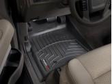 Коврики WEATHERTECH для Ford F150 передние, цвет черный с 2012 г.