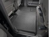 Коврики WEATHERTECH для Ford F150 задние, цвет черный для SuperCrew с 2012 г.