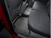 Коврики WEATHERTECH для Toyota Tacoma задние, цвет черный для Double Cab