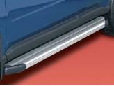 Подножка для Nissan X-Trail T31 из нержавеющей стали