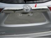 Хромированная накладка для Toyota Highlander