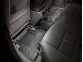 Коврики WEATHERTECH для Acura ZDX  задние, цвет черный