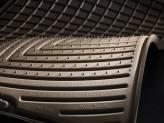 Коврики WEATHERTECH для Mercedes-Benz GL/GLS резиновые, цвет бежевый (1-ый и 2-ой ряд), изображение 5