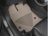 Коврики WEATHERTECH для Toyota Venza резиновые, цвет бежевый