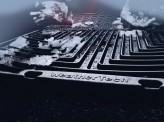 Коврики WEATHERTECH для Toyota Highlander резиновые, цвет черный (1-ый и 2-ой ряд), изображение 6