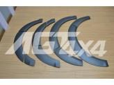 Расширители колесных арок из 10 частей., изображение 3