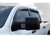 Дефлекторы боковых окон Ventshade для Toyota TUNDRA для DOUBLE CAB