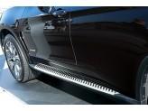 Пороги для BMW X5, OE-style 2014 г.-