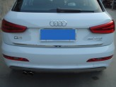 Хромированная накладка для Audi Q3 на задн. дверь