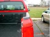 Вкладыш в кузов Volkswagen Amarok для двойной кабины с заходом на борта, изображение 3